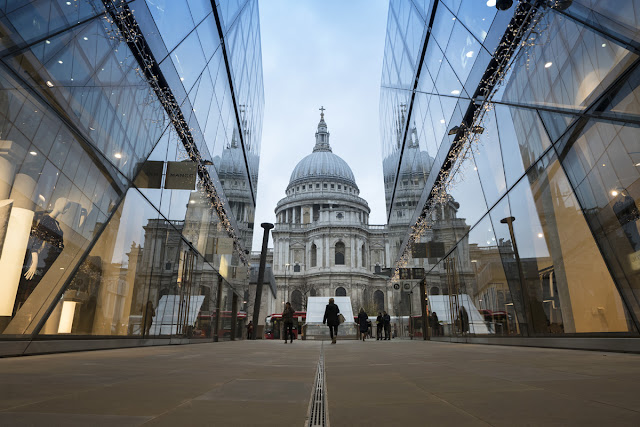 St Pauls - London Cityscapes - Ashley Laurence - Time for Heroes Photography