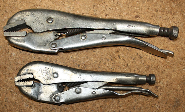 Pull Grip Pliers >> Progress Is Fine But It S Gone On For Too Long Vise Grips