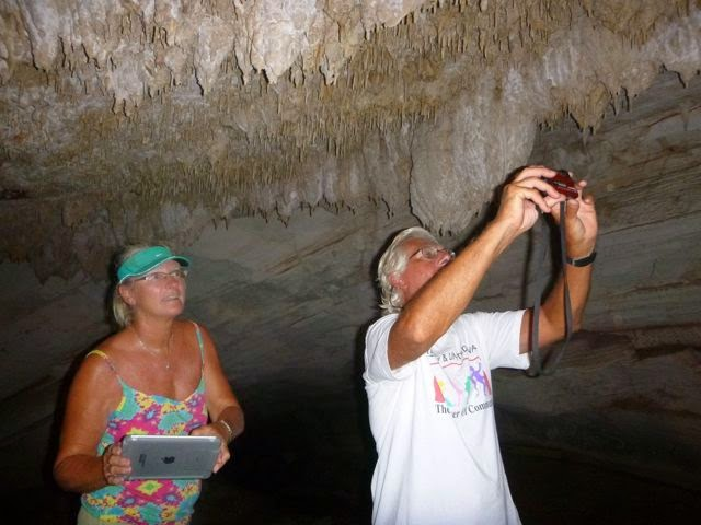 spelunking, hiking, cruising life, cruising activities, cruisers