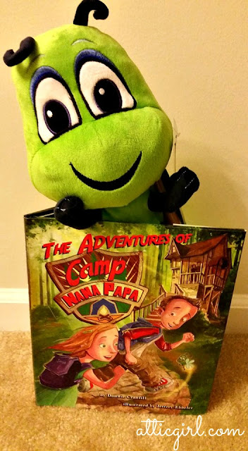 The Adventures of Camp Nana Papa & Flash the Firefly
