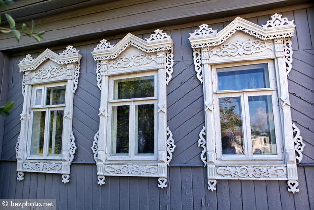 carved window platbands