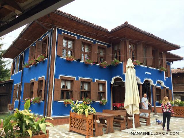 Restaurante Koprivshtitsa