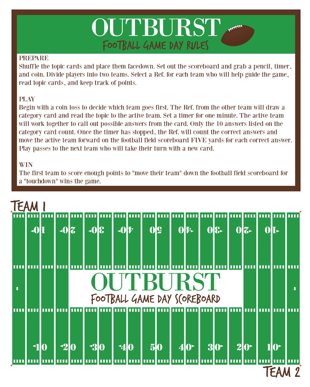Own Scoreboard Make Your