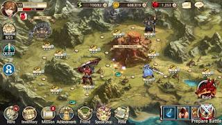 King's Raid Mod v2.3.47 Apk