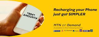 MTN On Demand (*904#)