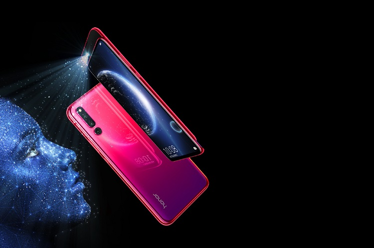 Honor Magic 2 3D Announced