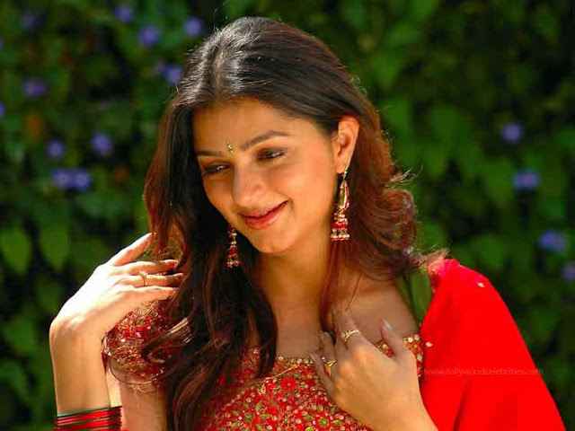 Bhumika Chawla Back To Tollywood