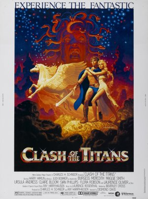 Clash of the Titans' (original 1981 version) movie review