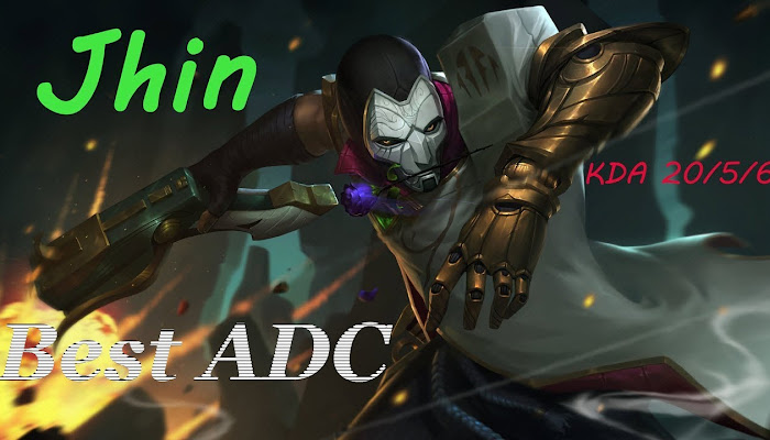 amigo681 *BoMb Jhin Ranked Solo/Duo - League of Legends | LoL