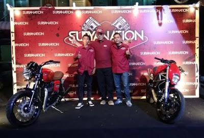 Suryanation Motorland 2017