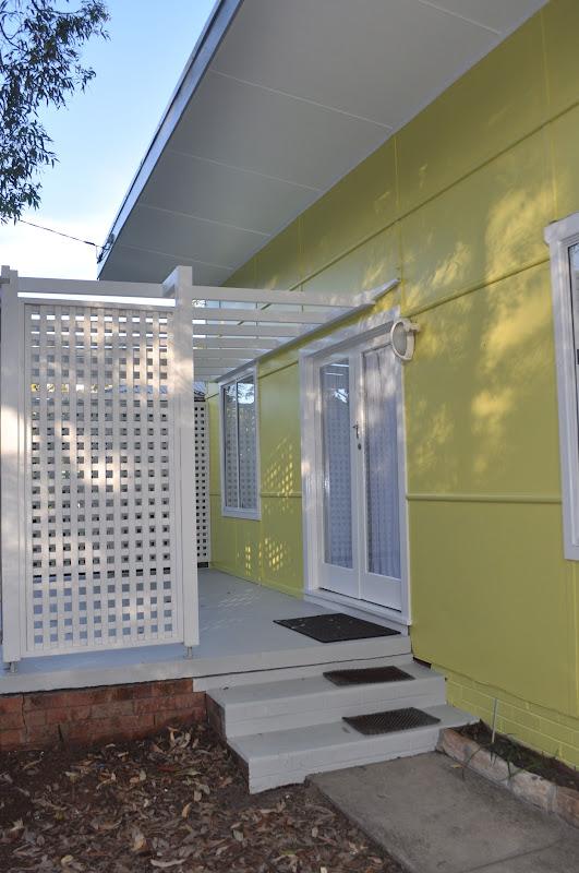 Rowantree Design The Fibro Beach Shack A Yellow Beach House
