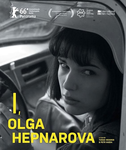 I, Olga Hepnarova, Movie Poster