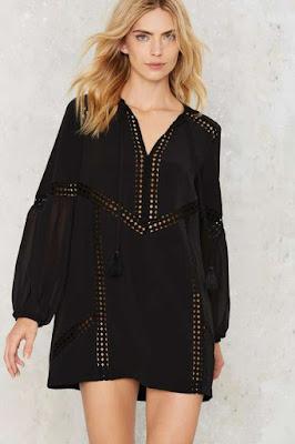 coleccion de Vestidos Negros