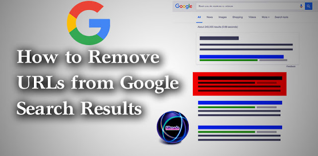 How to Remove URLs from Google Search Results