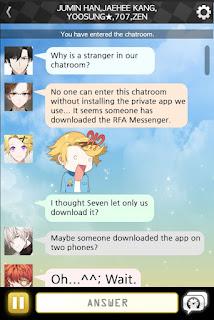 Mystic Messenger Apk v1.4.3 Mod