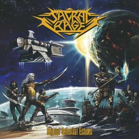 "SACRAL RAGE: Ακούστε το νέο κομμάτι ""Samsara"""