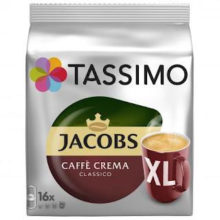 Capusla cadea Jacobs Caffe Crema Classico XL se pot cumpara aici