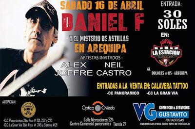 Daniel F en Arequipa