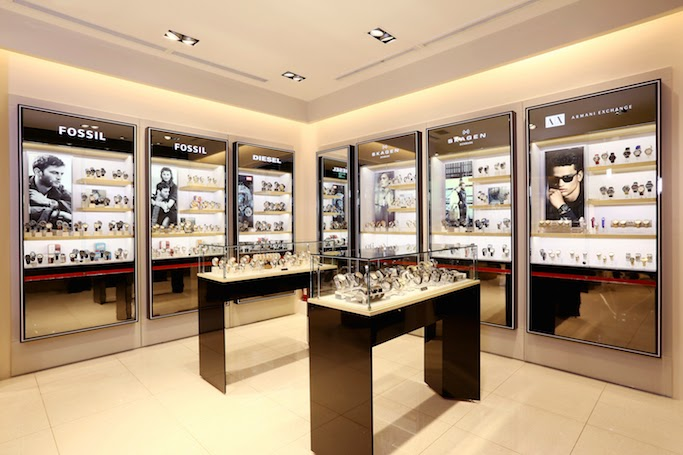 623ad8d3131c ... is the new watch store in town! WSI is the latest multi-brand retail  concept from Fossil Group With a well-balanced and diverse portfolio of  men s and ...