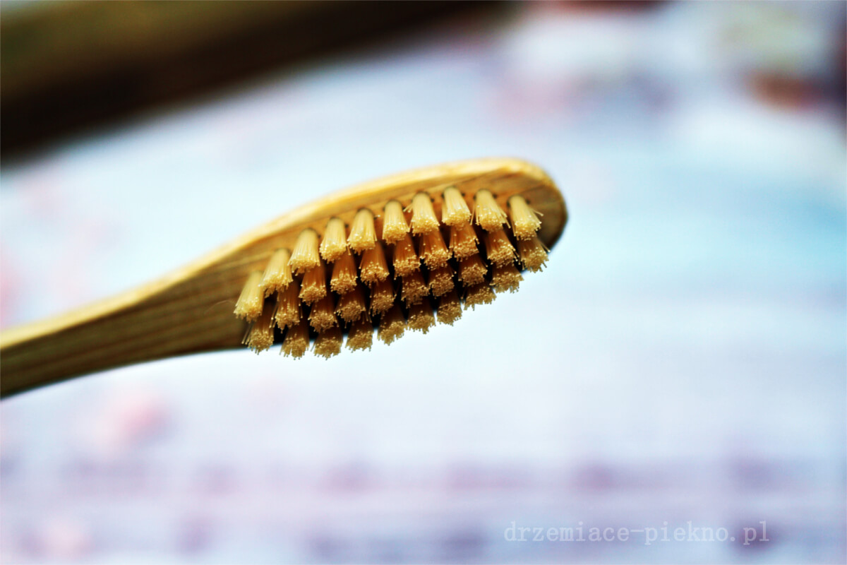 Bambusowa szczoteczka do zębów soft - CURANATURA Bamboo