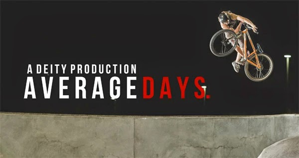 Deity Presents: Average Days feat. DJ Brandt