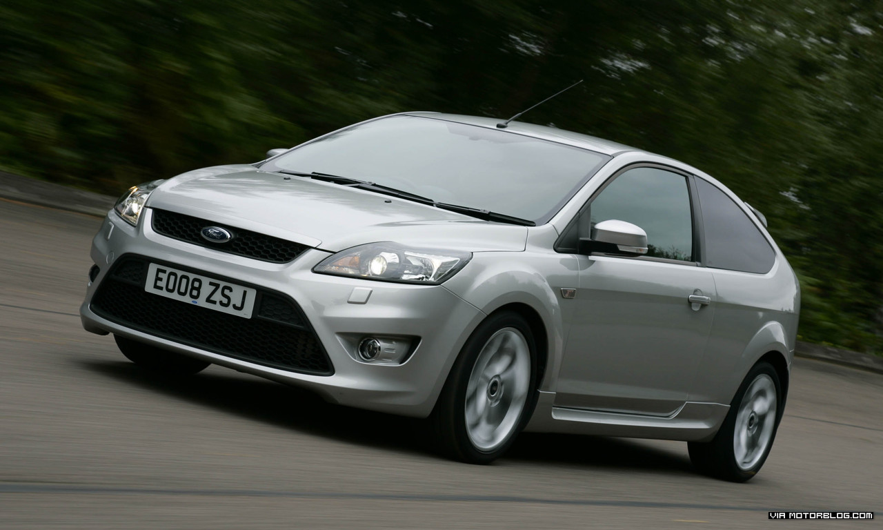 ford focus st boosted with atp bolt on gtx28 turbo upgrade autos post. Black Bedroom Furniture Sets. Home Design Ideas