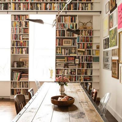 Top 10 - Les plus belles bibliothèques de My Sunday's Library - N°7