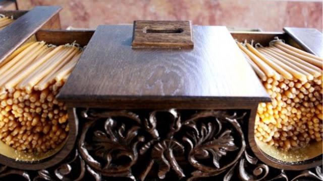Ηγουμενίτσα:Στο στόχαστρο 26χρονου τα παγκάρια ιερού ναού