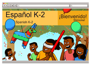 Elementary Spanish 1: Grades K-2 (Middlebury Interactive Languages Review)