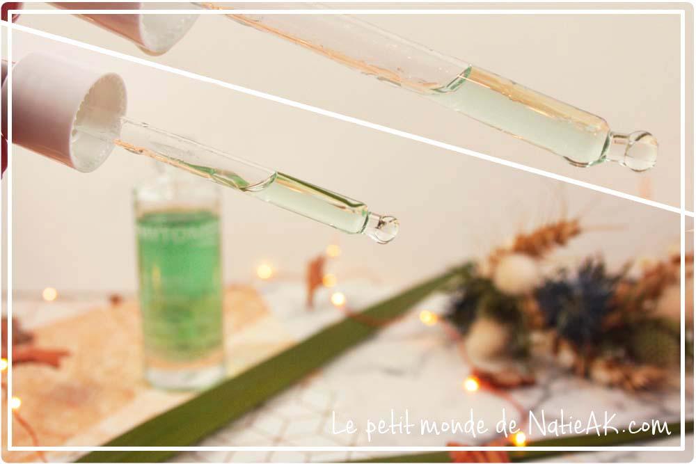 sérum hydratant visage réducteur de rides et les taches Phytomer