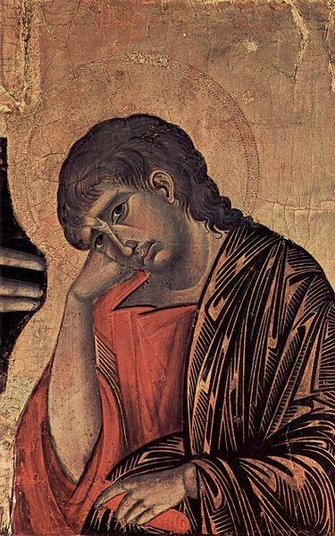 São Giovanni - Giovanni Cimabue e suas pinturas ~ O criador de mosaicos