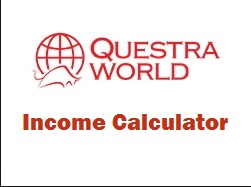 What is Questra World Income Calculator