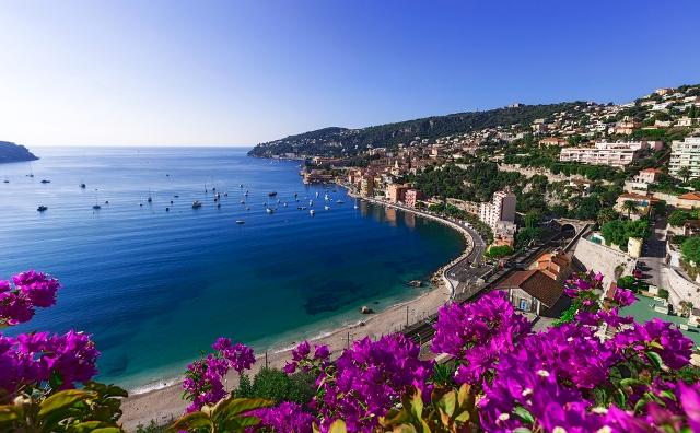 Verão na França