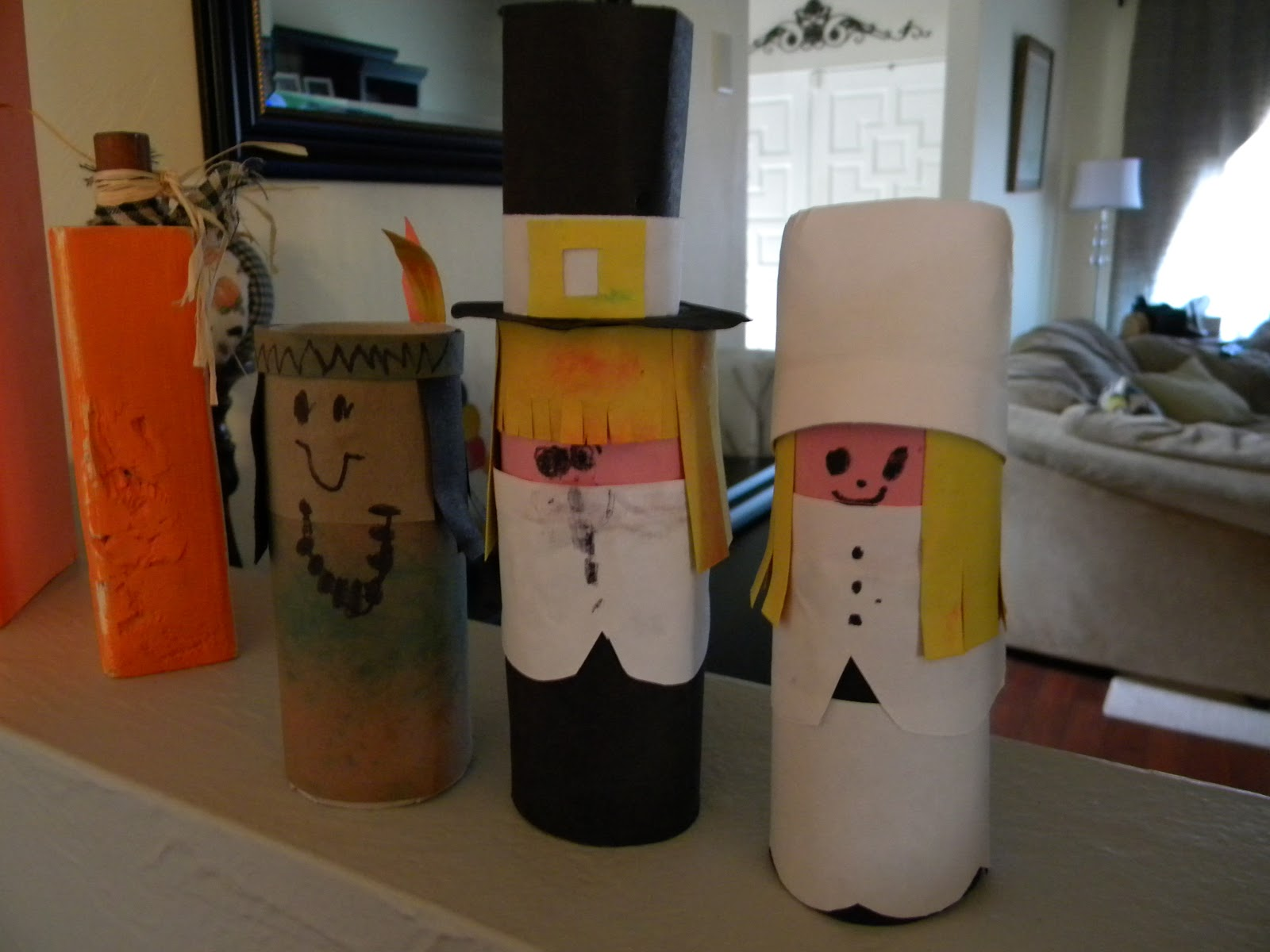 Go Ahead Amp Craft Fall Crafts Lost Posts