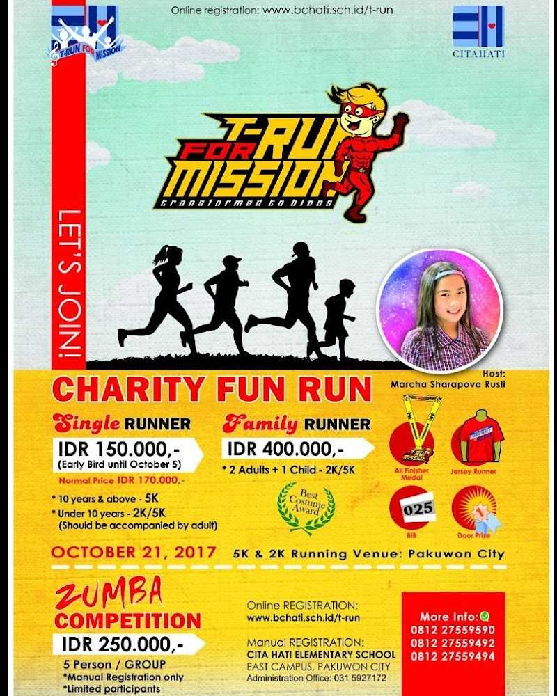 T-Run for Mission • 2017