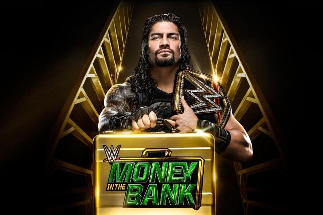 WWE Money in the Bank 2016 - Full (HD)