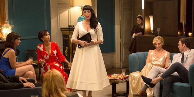 Maria (Rossy de Palma) dans Madame