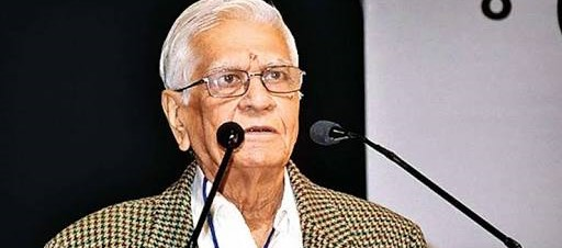 Padma Bhushan economist VS Vyas passes away