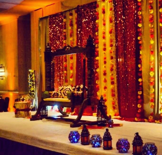 Mehndi Decoration Design : Wedding stage decoration ideas fashion and health spot