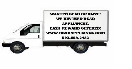 Dead Appliance Service Area