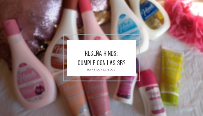 HINDS CUMPLE CON LAS 3 B? | RESEÑA