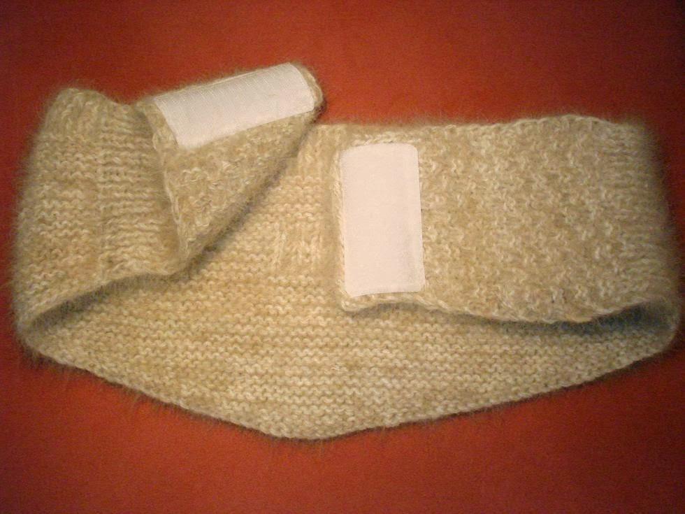 gurtel aus hundewolle