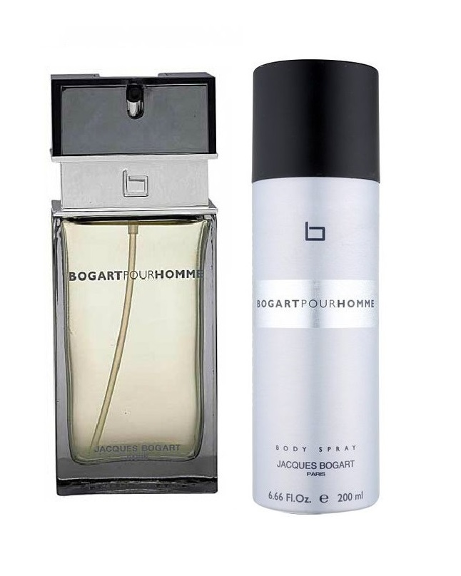 Pack Of 2 - Bogart Pour Homme Perfume And Body Spray 300 ml