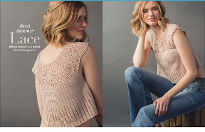 Interweave Crochet Summer 2018