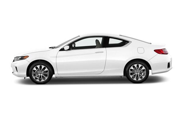 Honda Accord Dari Samping