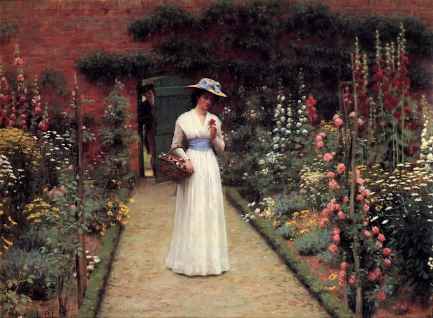 Famous Garden Paintings