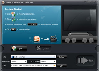 Leawo PowerPoint to Video Pro 2.8.0.0 Keygen, Registration Code, Crack, Serial Key Free Download