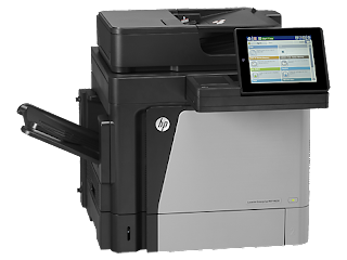 HP LaserJet Enterprise MFP M630f Driver Download