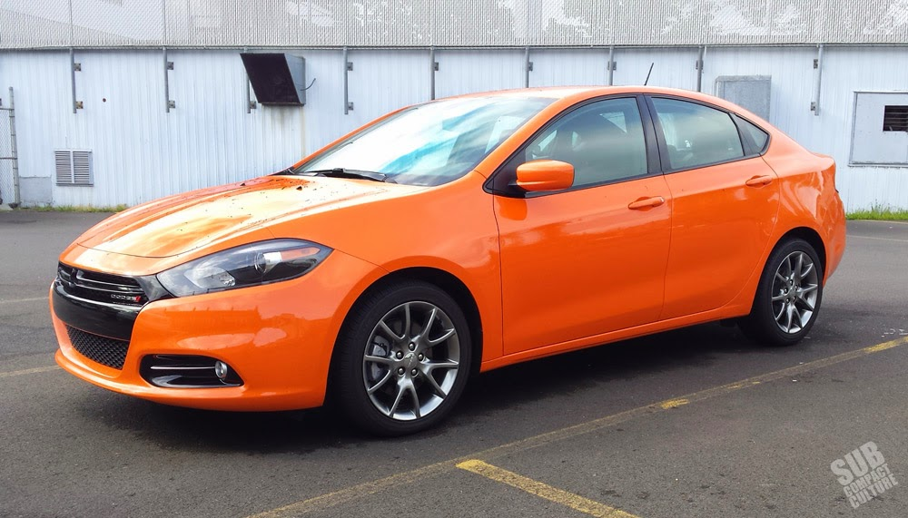Dodge Dart (Vitamin C)