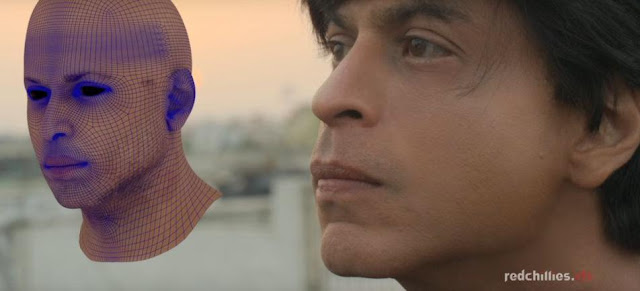 Fan Movie, VFX, Red Chillies VFX Team, Shah Rukh Khan, VFX Breakdown,